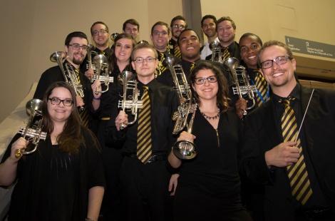 KSU Trumpets ITG 2015